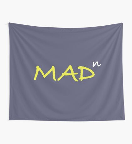 Infinitely Mad Wall Tapestry