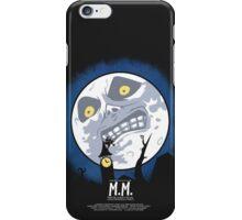M.M. iPhone Case/Skin