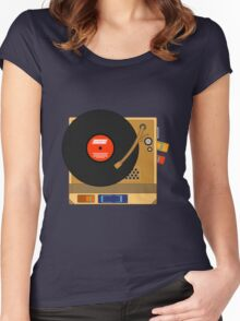 Wes Anderson's The Royal Tenembaums Women's Fitted Scoop T-Shirt