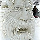 Snow Sculpture by kkphoto1