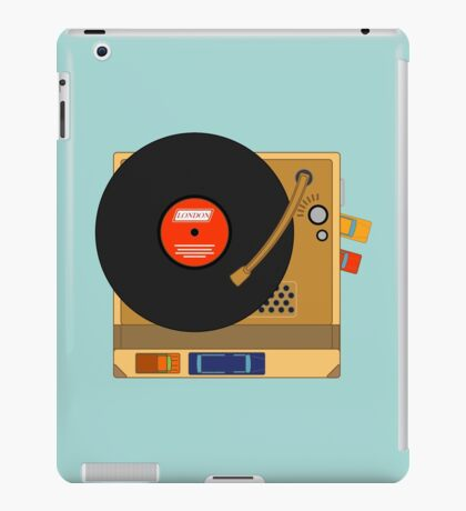 Wes Anderson's The Royal Tenembaums iPad Case/Skin
