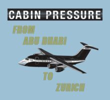 Cabin Pressure 'From Abu Dhabi to Zurich' by pink-moon