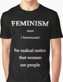 Feminism Graphic T-Shirt