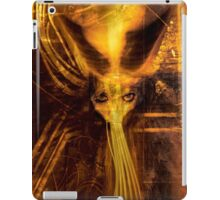 """How The Flesh Writhes"" Dark Surrealism iPad Case/Skin"