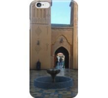Atlas 2 towers travel iPhone Case/Skin