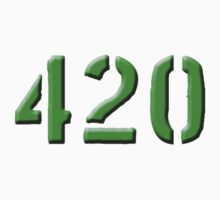 420 green 0001 by thatstickerguy