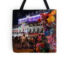 fountain intersection Tote Bag