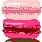 macaron stack by Emily Grimaldi