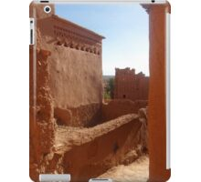 Atlas Travel Desert 2Quarz iPad Case/Skin