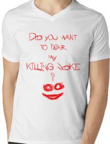 Killing joke 2 Mens V-Neck T-Shirt