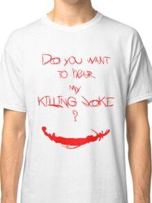Killing joke 1 Classic T-Shirt