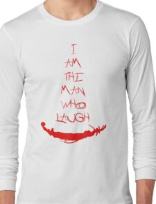 The man who laugh Long Sleeve T-Shirt