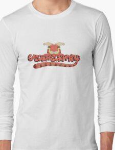 Rick and Morty: Gazorpazorpfield - Gimme My Darn Enchiladas! Long Sleeve T-Shirt