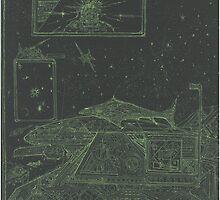 Komich Rebell by Michael Teka