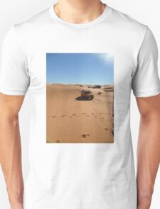 Atlas Travel Desert Caravan Tshirt T-Shirt