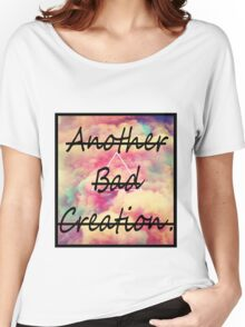 """AnotherBadCreation"" Women's Relaxed Fit T-Shirt"