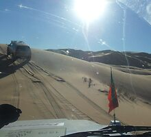 Atlas 2Travel Desert 2 Caravan Tablet by AnaCanas