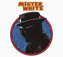 Mister White comic Kids Tee