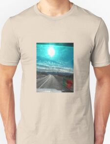 Atlas sky travel Tshirt T-Shirt