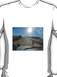 Atlas 2Travel Desert Caravan Tshirt T-Shirt