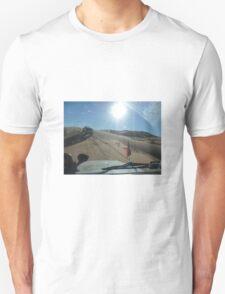Atlas 2Travel Desert Caravan Tshirt Unisex T-Shirt