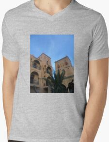 Atlas sand arquitect shirt Mens V-Neck T-Shirt