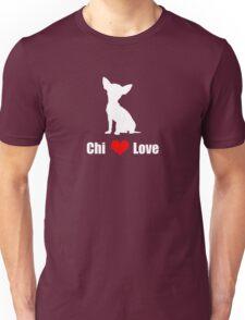 Chi Love Design Unisex T-Shirt