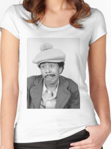 Superbad - Richard Pryor Women's Fitted Scoop T-Shirt