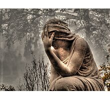 Weeping Angel #9 Photographic Print