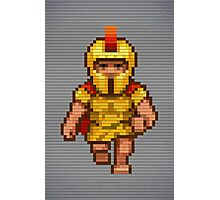 Pixel Legionary Photographic Print