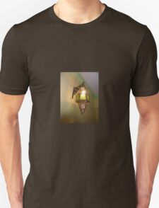 Atlas Travel Lamp Work Tshirt T-Shirt