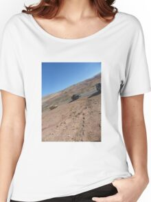 Atlas 2Travel Desert 2Quarz Tshirt Women's Relaxed Fit T-Shirt