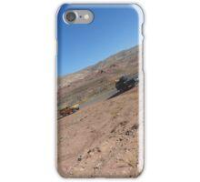 Atlas travel caravan 2 desert phone iPhone Case/Skin