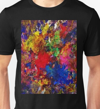 CARNIVAL OF COLOURS 2 Unisex T-Shirt