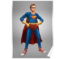 Geek Hero Poster