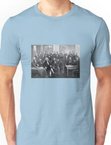 Our Presidents 1789 - 1881 Unisex T-Shirt