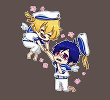 Sailor Free! [Rei and Nagisa] Unisex T-Shirt