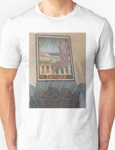 Atlas Travel Desert Caravan Tanger Tshirt T-Shirt