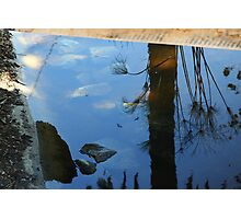Sky reflections Photographic Print