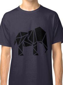 Cool Cut Elephant Classic T-Shirt