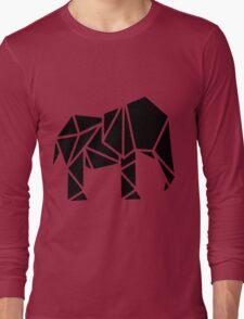 Cool Cut Elephant Long Sleeve T-Shirt