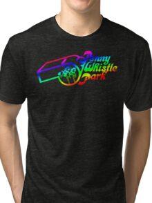 Penny Whistle park Tri-blend T-Shirt