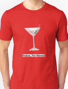 Double Oh Sheven Drinksh Thish T-Shirt