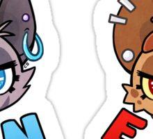 HYENA GFS Sticker