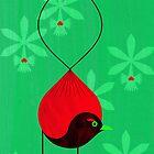 Bird of Paradise 3 by Scott Partridge