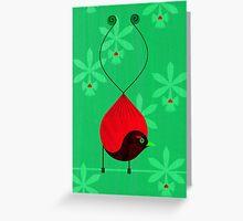 Bird of Paradise 3 Greeting Card