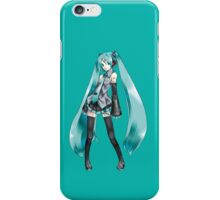 Hatsune Miku iPhone Case/Skin
