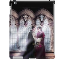 Outlaw Queen - Christmas In the Camelot Castle iPad Case/Skin