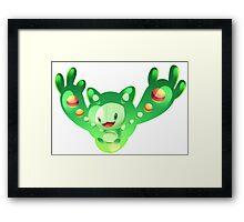 Pokemon-Reuniclus Framed Print