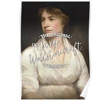 Mary Wollstonecraft - The Original Feminist Poster